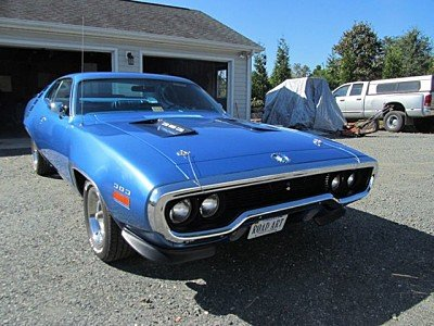 1971 Plymouth Roadrunner for sale 100839365