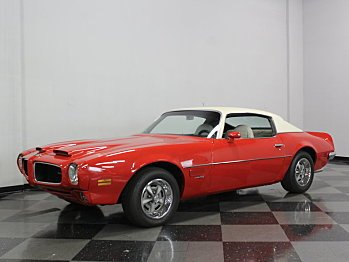 1971 Pontiac Firebird for sale 100734069