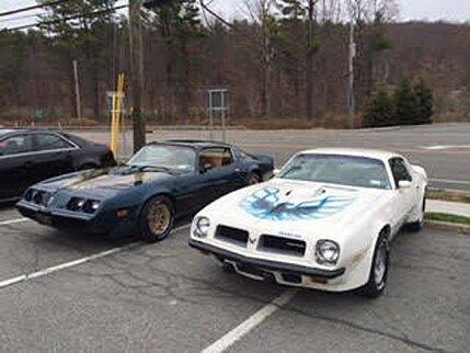 1971 Pontiac Firebird for sale 100759408