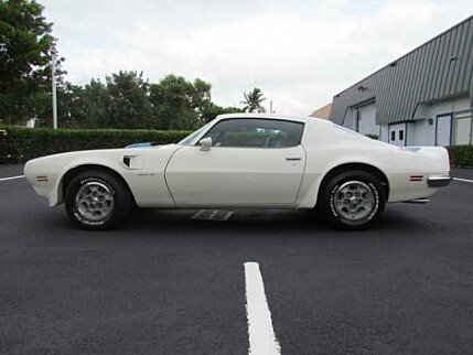 1971 Pontiac Firebird for sale 100855412