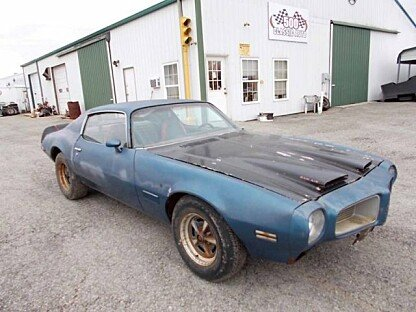 1971 Pontiac Firebird for sale 100931872