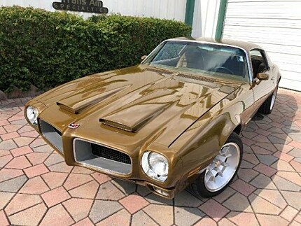 1971 Pontiac Firebird for sale 101003956