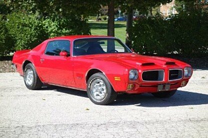 1971 Pontiac Firebird for sale 101045126