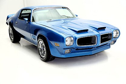 1971 Pontiac Firebird Formula for sale 101007629