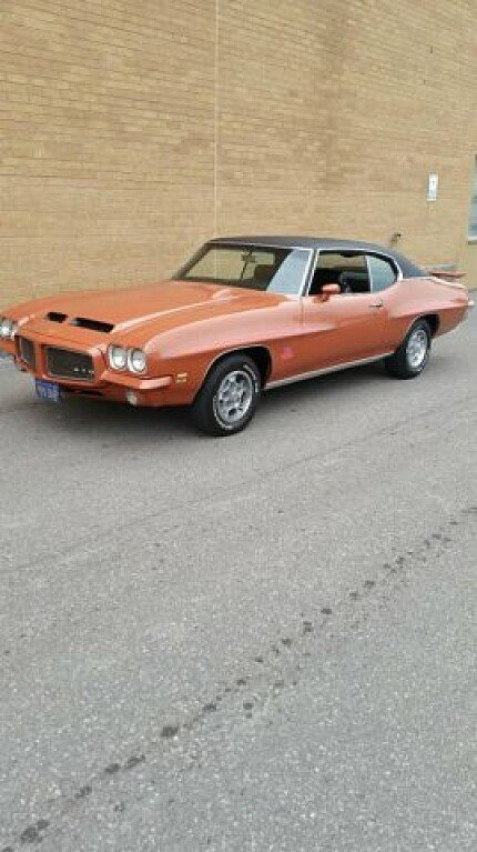 1971 Pontiac GTO for sale 100834104