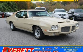 1971 Pontiac GTO for sale 100836987