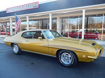 1971 Pontiac GTO for sale 100928136