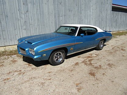 1971 Pontiac GTO for sale 101029947