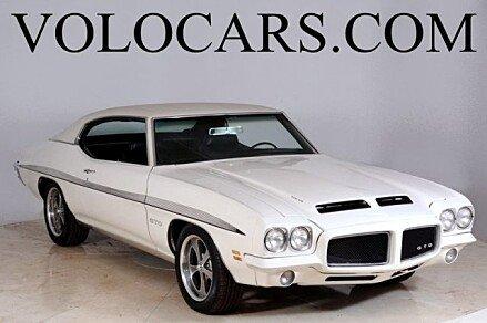 1971 Pontiac GTO for sale 100841937