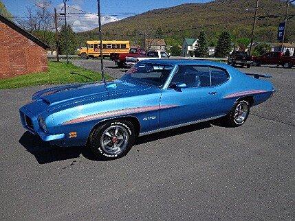 1971 Pontiac GTO for sale 100868029
