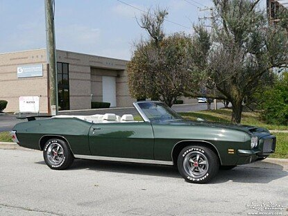 1971 Pontiac GTO for sale 100868780