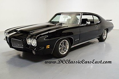 Pontiac Gto Muscle Cars And Pony Cars For Sale Classics On