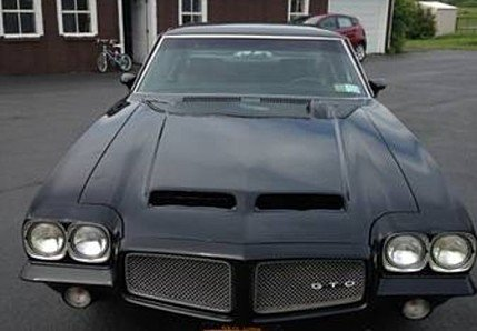 1971 Pontiac GTO for sale 100979645