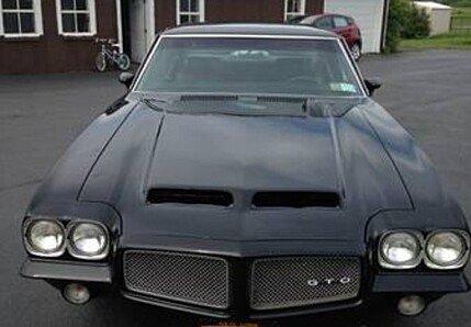 1971 Pontiac GTO for sale 100995047