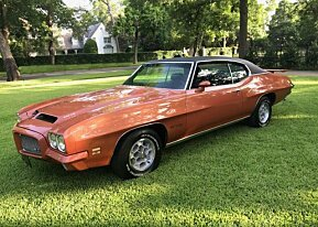 1971 Pontiac GTO for sale 101039249