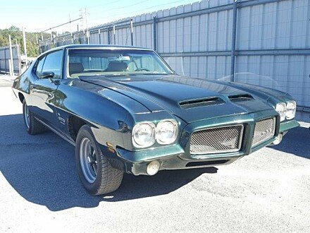 1971 Pontiac GTO for sale 101056617