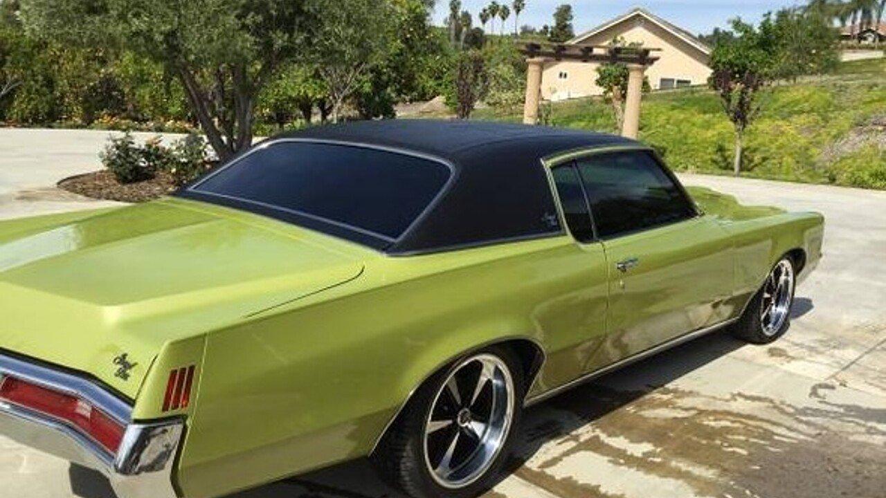 1971 pontiac grand prix for sale near las vegas nevada 89119 classics on autotrader. Black Bedroom Furniture Sets. Home Design Ideas