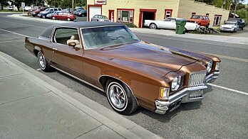 1971 Pontiac Grand Prix for sale 100997387
