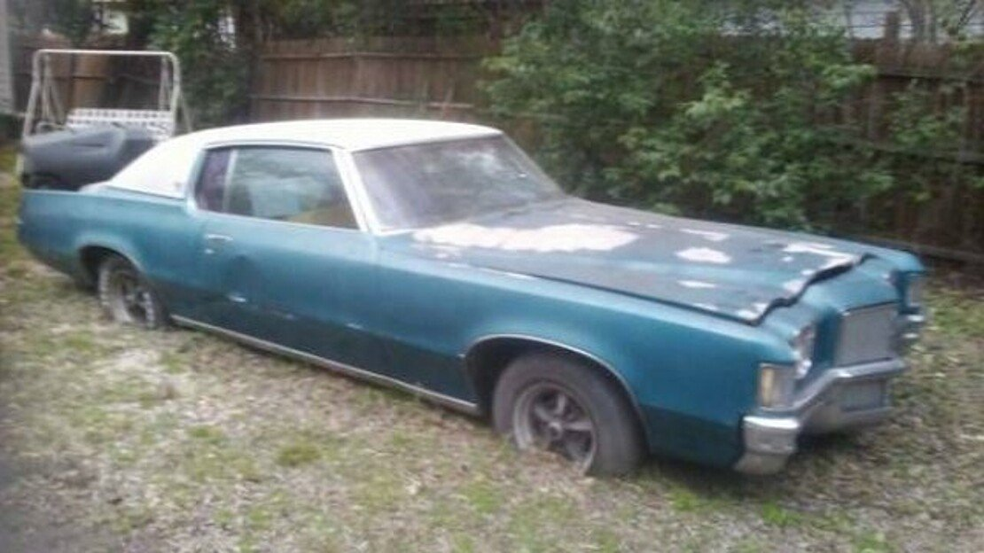 1971 Pontiac Grand Prix for sale 101054371