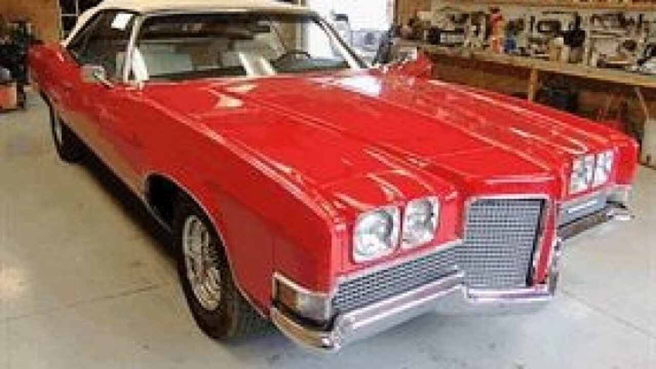 1971 Pontiac Grand Ville for sale 100859599