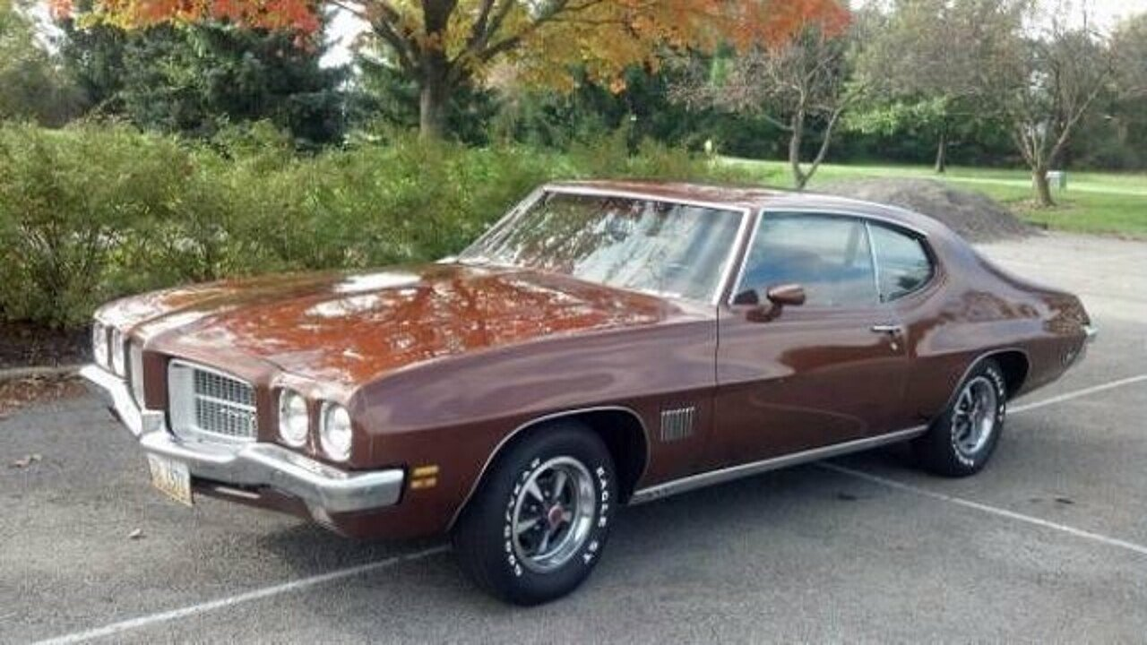 1971 Pontiac Le Mans for sale 100877078