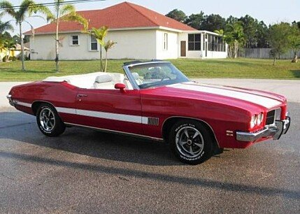 1971 Pontiac Le Mans for sale 100825110