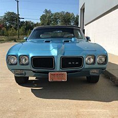 1971 Pontiac Le Mans for sale 100832094