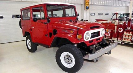 1971 Toyota Land Cruiser for sale 101006555