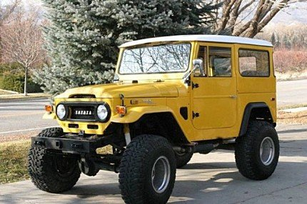 1971 Toyota Land Cruiser for sale 101006651