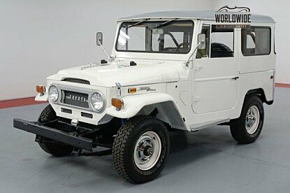 1971 Toyota Land Cruiser for sale 101041058