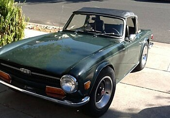 1971 Triumph TR6 for sale 100911521