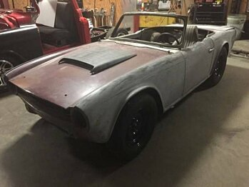 1971 Triumph TR6 for sale 101003630