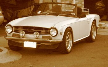 1971 Triumph TR6 for sale 100921907