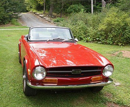 1971 Triumph TR6 for sale 100895327