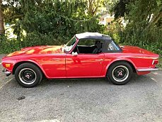 1971 Triumph TR6 for sale 100895947