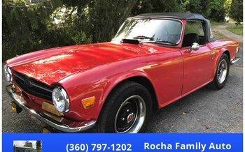 1971 Triumph TR6 for sale 100895947