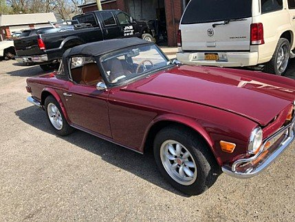 1971 Triumph TR6 for sale 100962322