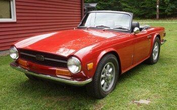 1971 Triumph TR6 for sale 100976020