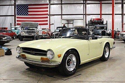 1971 Triumph TR6 for sale 100977083
