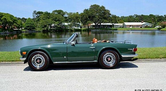 1971 Triumph TR6 for sale 101023092