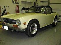 1971 Triumph TR6 for sale 101033729