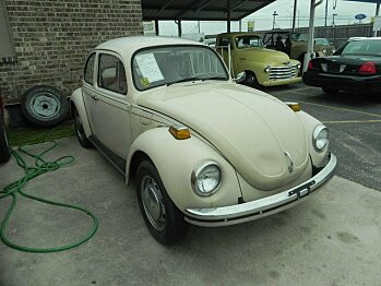 1971 Volkswagen Beetle for sale 100755045
