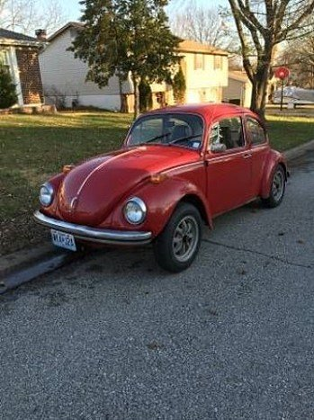 1971 Volkswagen Beetle for sale 100824849