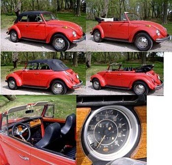 1971 Volkswagen Beetle for sale 100824877