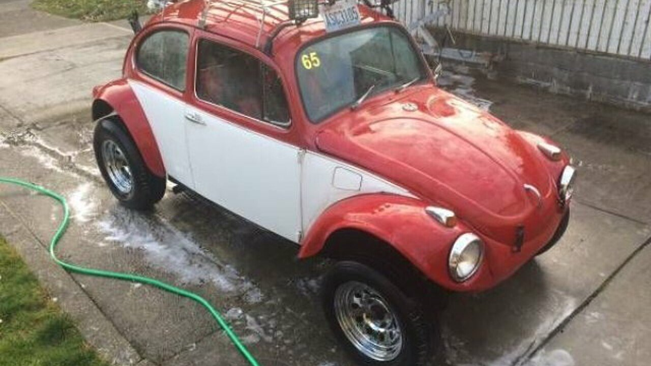 1971 Volkswagen Beetle for sale 100839068