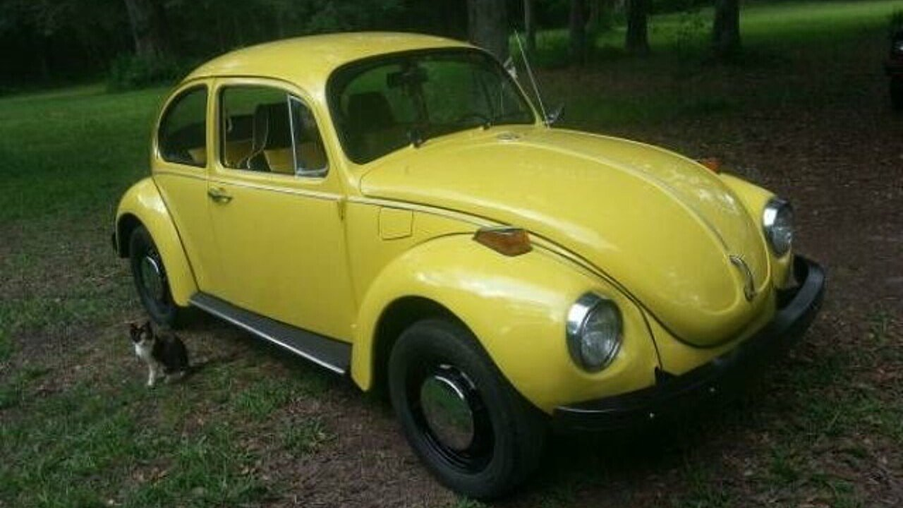 1971 Volkswagen Beetle for sale 100862258