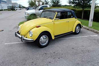 1971 Volkswagen Beetle for sale 100904262