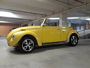 1971 Volkswagen Beetle for sale 100952492