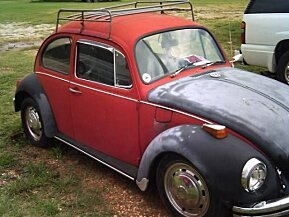 1971 Volkswagen Beetle for sale 100961571
