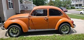 1971 Volkswagen Beetle for sale 101031993
